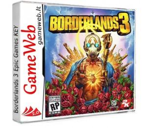 Borderlands 3 - Epic Games KEY