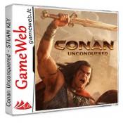 Conan Unconquered - STEAM KEY