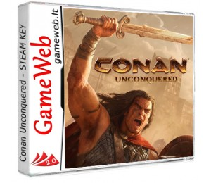 Conan Unconquered - STEAM KEY