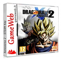 Dragon Ball Xenoverse 2 - STEAM KEY