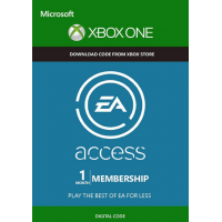 EA ACCESS 30 dienu Xbox ONE Key