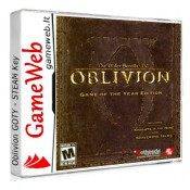 The Elder Scrolls IV Oblivion GOTY Edition - STEAM KEY
