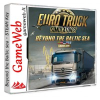 Euro Truck Simulator 2 - Beyond the Baltic Sea - STEAM KEY