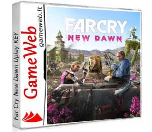 Far Cry New Dawn - Uplay KEY