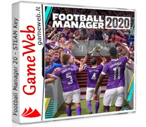 Football Manager 2020 EU - STEAM CDkey