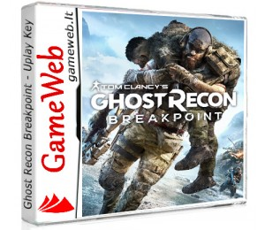 Tom Clancy's Ghost Recon Breakpoint - Uplay KEY