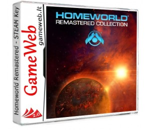 Homeworld Remastered Collection - STEAM Key