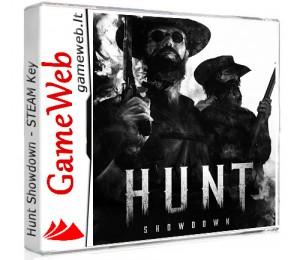Hunt Showdown - STEAM KEY