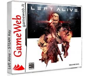 Left Alive - STEAM KEY