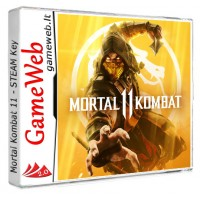 Mortal Kombat 11 - STEAM Key