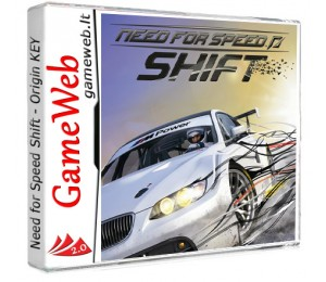 Need for Speed Shift - Origin KEY