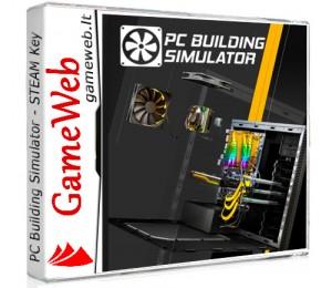PC Building Simulator - STEAM KEY