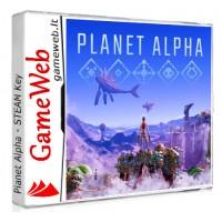 Planet Alpha - STEAM Key
