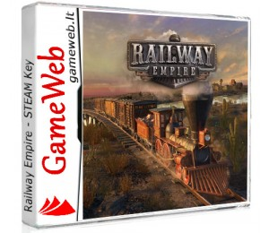 Railway Empire - STEAM KEY