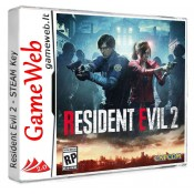 Resident Evil 2 RE2 - STEAM KEY
