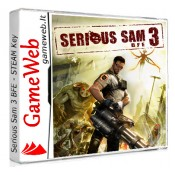 Serious Sam 3 BFE - STEAM KEY