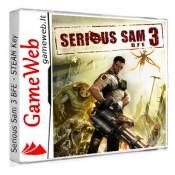 Serious Sam 3 BFE - STEAM KEY