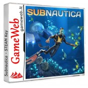 Subnautica - STEAM KEY