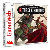 Total War Three Kingdoms - STEAM KEY