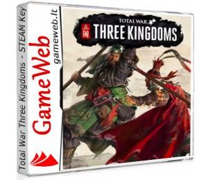 Total War Three Kingdoms - STEAM KEY