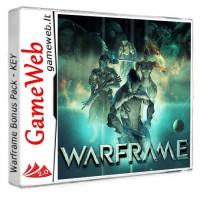Warframe Bonus Pack