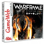 Warframe - Starter Pack - STEAM Key