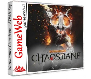 Warhammer Chaosbane - STEAM KEY