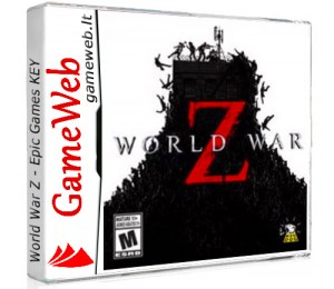 World War Z - Epic Games KEY