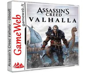 Assassin's Creed Valhalla - Ubisoft KEY