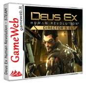 Deus Ex Human Revolution - Director's Cut - STEAM Key