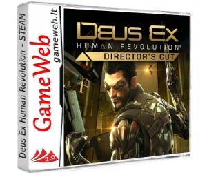Deus Ex Human Revolution - Director's Cut - STEAM Key