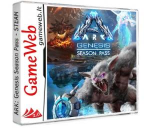 ARK Genesis Season Pass - STEAM Key