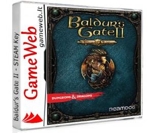 Baldur's Gate II Enhanced Edition - STEAM KEY