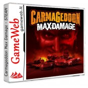 Carmageddon Max Damage - STEAM KEY