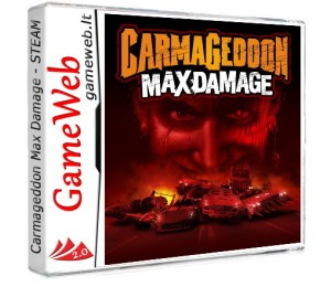Carmageddon Max Damage - STEAM KEY