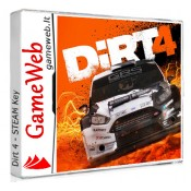 Dirt 4 - STEAM Key