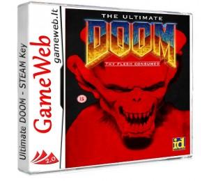 DooM Ultimate - STEAM Key