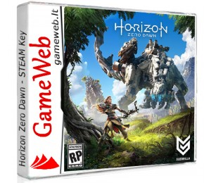 Horizon Zero Dawn Complete Edition - STEAM Key