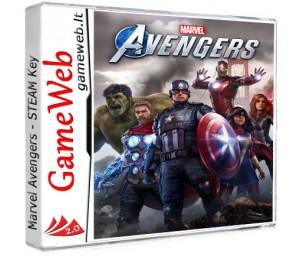 Marvel's Avengers - STEAM Key