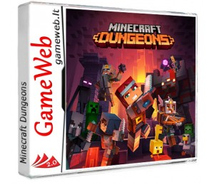 Minecraft Dungeons - Windows 10 Edition CDkey