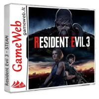 Resident Evil 3 - STEAM CDkey