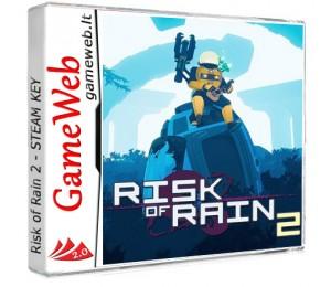 Risk of Rain 2 - STEAM KEY
