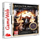 Saints Row 4 Game of The Century Edition - STEAM Key