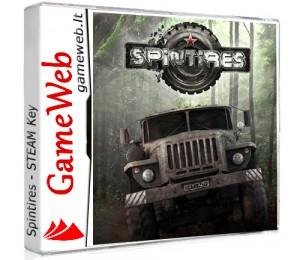 Spintires - STEAM KEY