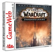 World of Warcraft Shadowlands Heroic Edition - Battle.net KEY