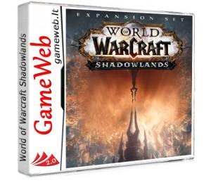 World of Warcraft Shadowlands - Battle.net KEY