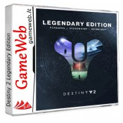 Destiny 2 Legendary Edition - STEAM KEY