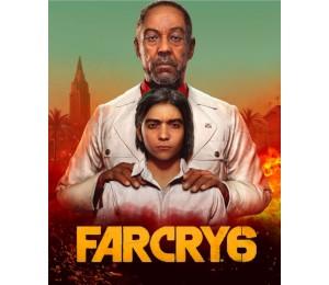 Far Cry 6 - Ubisoft Connect KEY