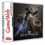 New World - STEAM KEY