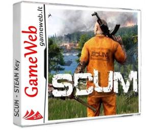 SCUM - STEAM Key